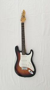 JBP - JB Player - Electric Guitar - Sunburst Color