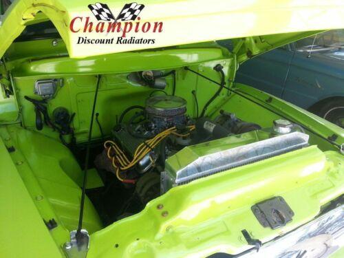 FE Motor 1953 1954 1955 1956 Ford F-100 Truck 3 Row FE Engine RS Radiator