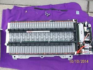 S L on Toyota Prius Hybrid Battery Cell Module