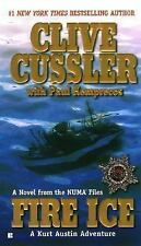 The NUMA Files: Fire Ice 3 by Clive Cussler and Paul Kemprecos (2003, Paperback)