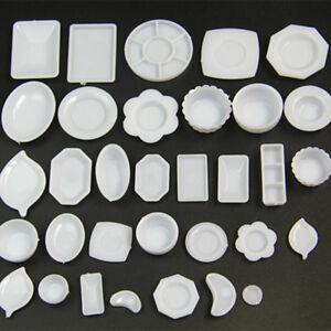 33Pcs-set-Dollhouse-Miniature-Dish-DIY-Tableware-Kitchen-Mini-Food-Plates-Toy
