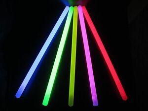 19cm LED Glow Stick Mini Flashing Re Usable Rave Party Festival