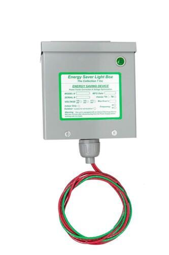 KVAR 1100 100 Amp Electric Energy Saver Home Surge Protector Box UL Components