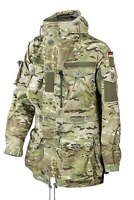 Outdoor Sports Contemplative Leo Köhler Multicam Smock Jacket Ksk German Army Coat Large Volume Large