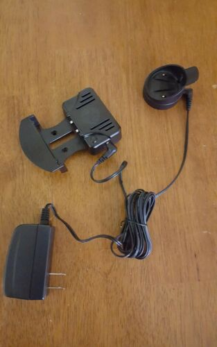 2 cradles and power supply Tritronics g3 exp charging cradles