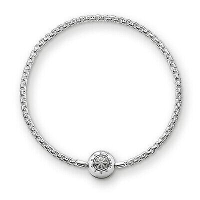 Thomas Sabo Women-Earrings Karma Beads 925 Sterling Silver KH0001-001-12