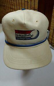 40bf6489e1b43 Vtg Isuzu Andy Williams San Diego Open CA Adj Strapback Baseball Cap ...