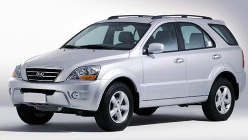 GENUINE NEW OUTER DOOR HANDLE REAR RH NON PAINTED SUITS KIA SORENTO  AUTO