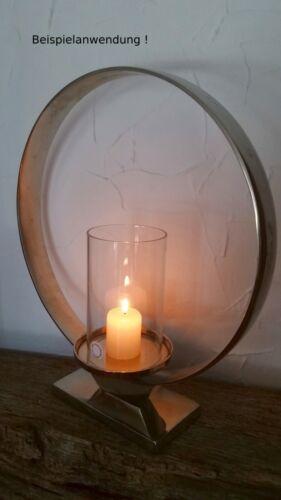 vetro chiaro borosilikatglas 3.3 CILINDRO di vetro resistente al calore Ø 90mm altezza 160mm