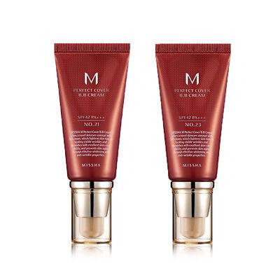 MISSHA ® M Perfect Cover BB Cream(SPF42/PA+++) 50ml 2Color
