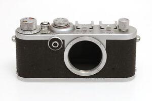 Analogkameras Foto & Camcorder Fein Leica If Gehäuse #760404 Baujahr 1955 üBereinstimmung In Farbe