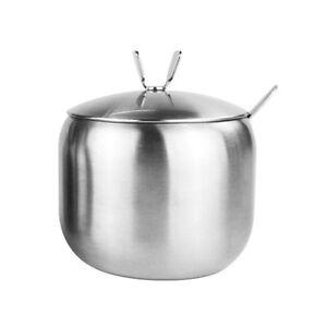 1pc-Condiment-Pot-Seasoning-Container-Stainless-Tea-Sugar-Salt-Pepper-Jar