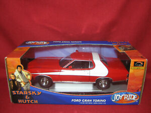 1:18 Starsky y Hutch 1976 Ford gran torino coche TV Series Ertl American Muscle
