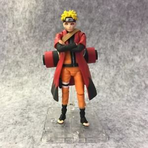 SHF Anime Naruto Uzumaki Naruto PVC Action Figure Collection Model VARIANT Toy