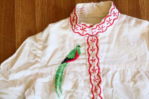 Handgemachte Boho Hippie Sommer Casual Frauen Lose Bluse Top Damen Shirt zzgqr