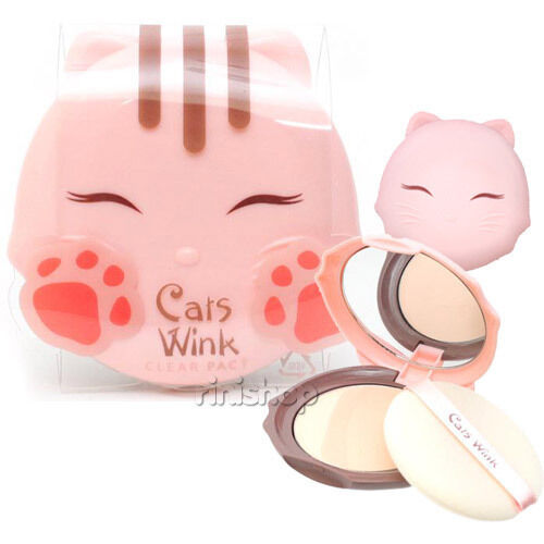 TONY-MOLY-Cats-Wink-Clear-Pact-11g-rinishop