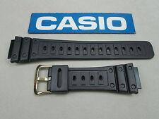 Genuine Casio G-Shock DW-5600C DW-5000 DW-5400C SWC-05 watch band 18mm rubber