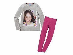 7c01bbac1b Das Bild wird geladen Disney-Soy-Luna-Kleinkinder-Kinder-Maedchen- Schlafanzug-Pyjama-