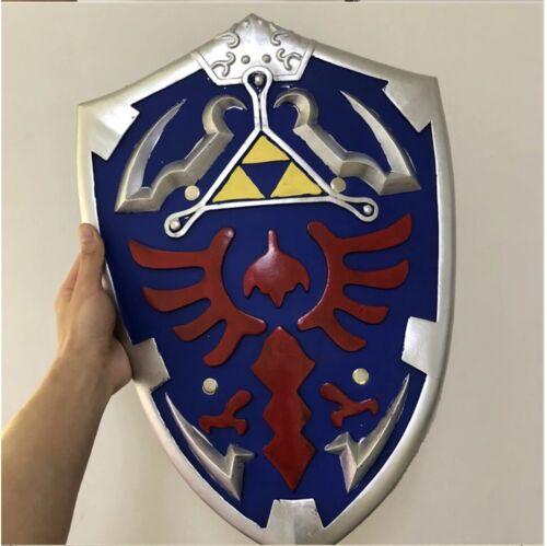 The Legend of Zelda 1:1 Cosplay Skyward Sword /& Shield Link Safety PU Material
