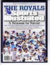 2014 Kansas City Royals American League Champs Sports Illustrated Commemorative