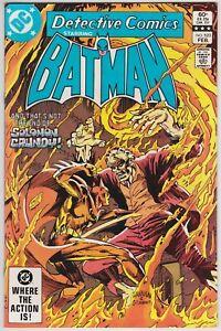 Detective-Comics-523-VF-NM-9-0-Batman-First-Appearance-Of-Killer-Croc