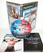 SMACK DOWN VS RAW 2004 - Playstation 2 Ps2 Play Station Gioco Game Sony