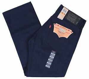 b5928b2bb2c Levi's 501-1662 Fill Shrink To Fit Jeans Cobalt Blue Brand New With ...
