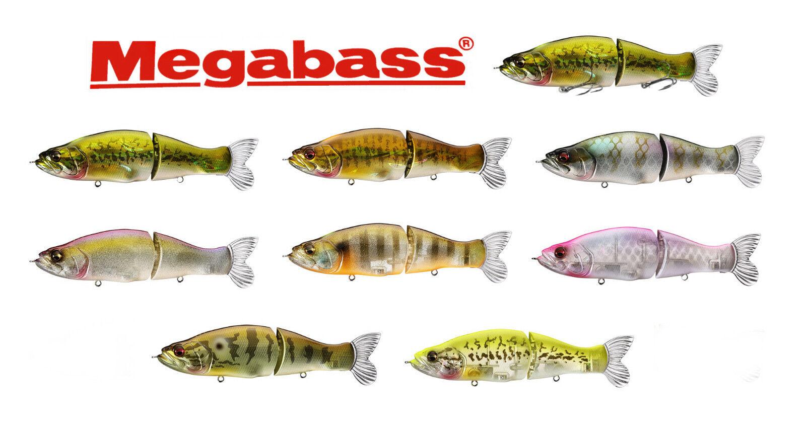 Megabass I Slide 135 - Hard Body Swimbait 5 1 4  (13.3 Cm) Japanese Fishing Lure