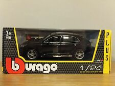 BBURAGO PORSCHE MACAN Nero Auto modello 21077k 1:24 Burago