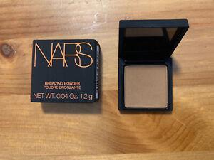 Authentic-NARS-Bronzer-Powder-LAGUNA-Mini-0-04oz-1-2g-New-in-Box