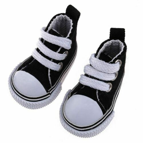 Decorative Dolls Mini Shoes Small Boots For Handmade Doll Small Sneakers Play