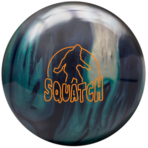 NEW 16lb Radical Squatch Bowling Ball