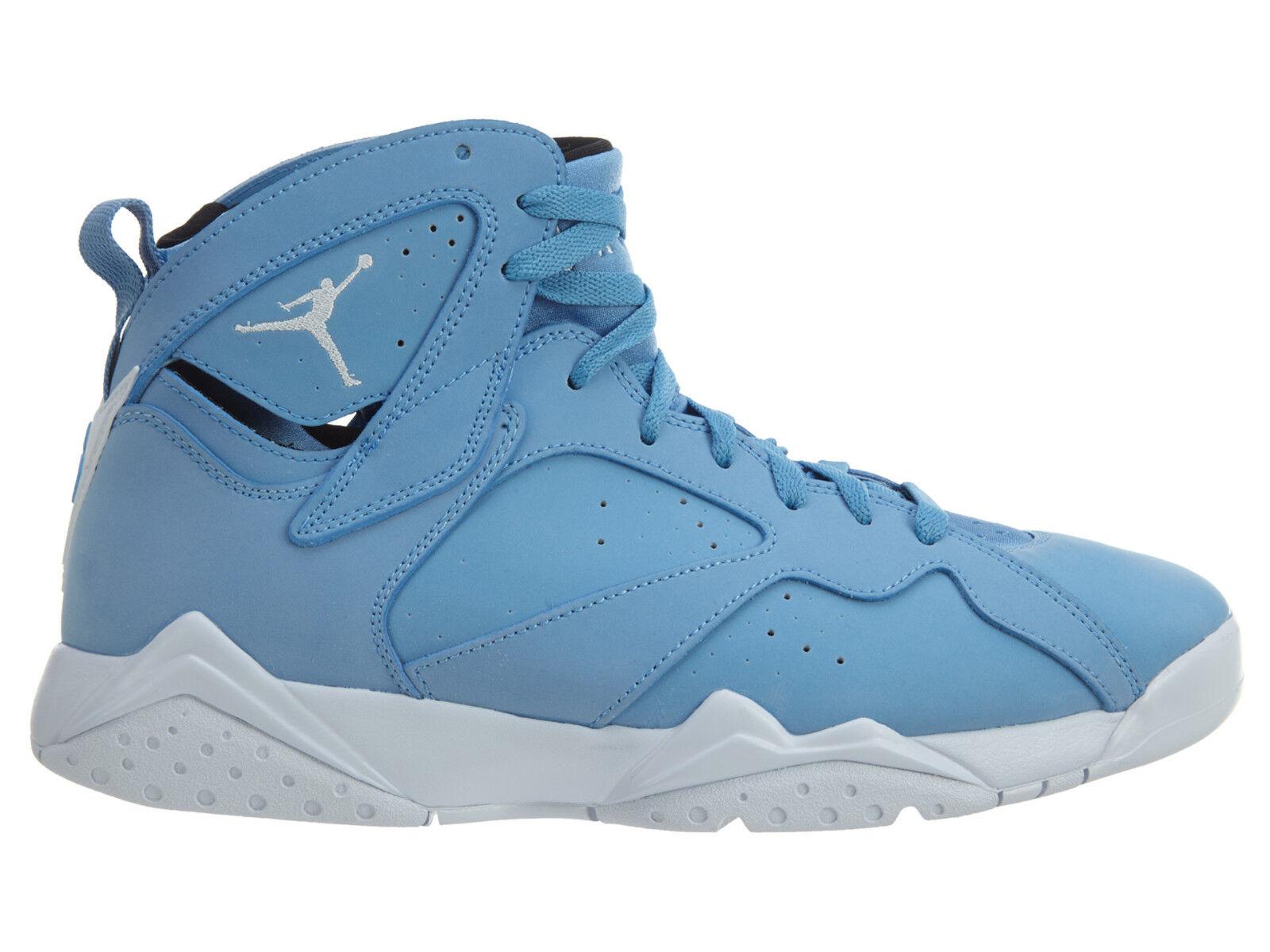 Air Jordan 7 VII Retro Pantone Mens 304775-400 University Blue Shoes Size 9
