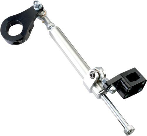 Moose Racing 0414-0432 7 Way Steering Stabilizer Rebuildable Black