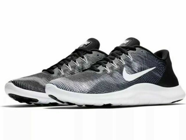 great prices speical offer speical offer Nike FLEX 2018 RN Mens Black Grey AA7397 001 Athletic Training Running Shoes
