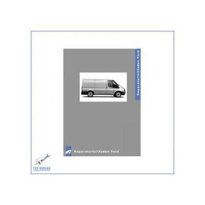 06/> Werkstatthandbuch 2.2L Duratorq TDCi Dieselmotor Mechanik Ford Transit