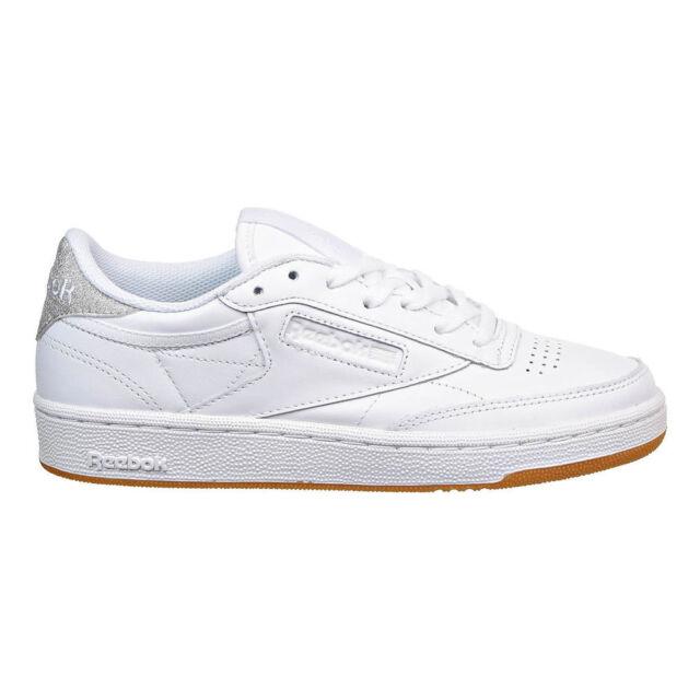 b80a6eca9d8 Reebok Club C 85 Diamond Womens Shoes White gum Bd4427 6 for sale ...