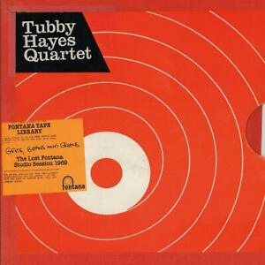 Tubby-Hayes-Quartet-Grits-Beans-amp-Greens-Lost-Fontana-Studio-Session-NEW-CD
