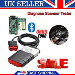 Details zu VCI OBD2 New Diagnostic Tool Scanning Apparatus For Delphi  Software For Car MB