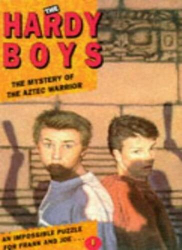1 of 1 - The Mystery of the Aztec Warrior (Hardy Boys Mystery Stories) By Franklin W. Di
