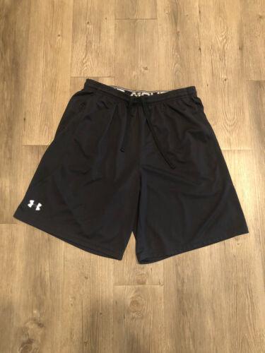 Men's Size L Large Under Armour Coaches Shorts - B