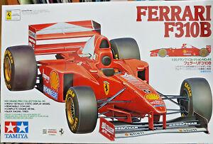 Ferrari-F310B-Tamiya-Kit-1-20-20045-Nuovo
