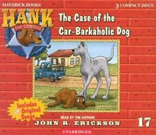 The Case of the Car-Barkaholic Dog Hank the Cowdog Audio