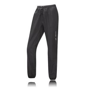 Montane Minimus Womens Black Outdoor Training Tracksuits Pants Bottom