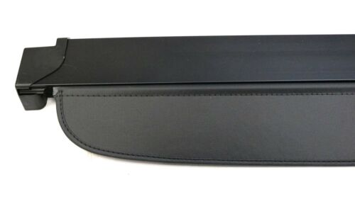 Cargo Cover for 2014-2018 BMW X5 SUV Black Trunk Shade Guard F15