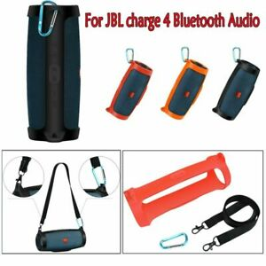 Tragbarer-Silikon-Aufbewahrungsriemen-Case-fuer-JBL-Charge-4-Bluetooth-Audio