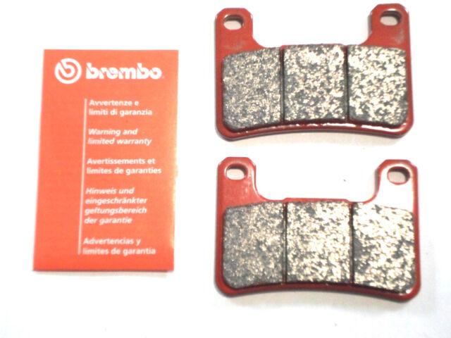 SX Brembo Bremsklötze Bremssteine Bremse vorne ABS hinten Kawasaki Z 1000