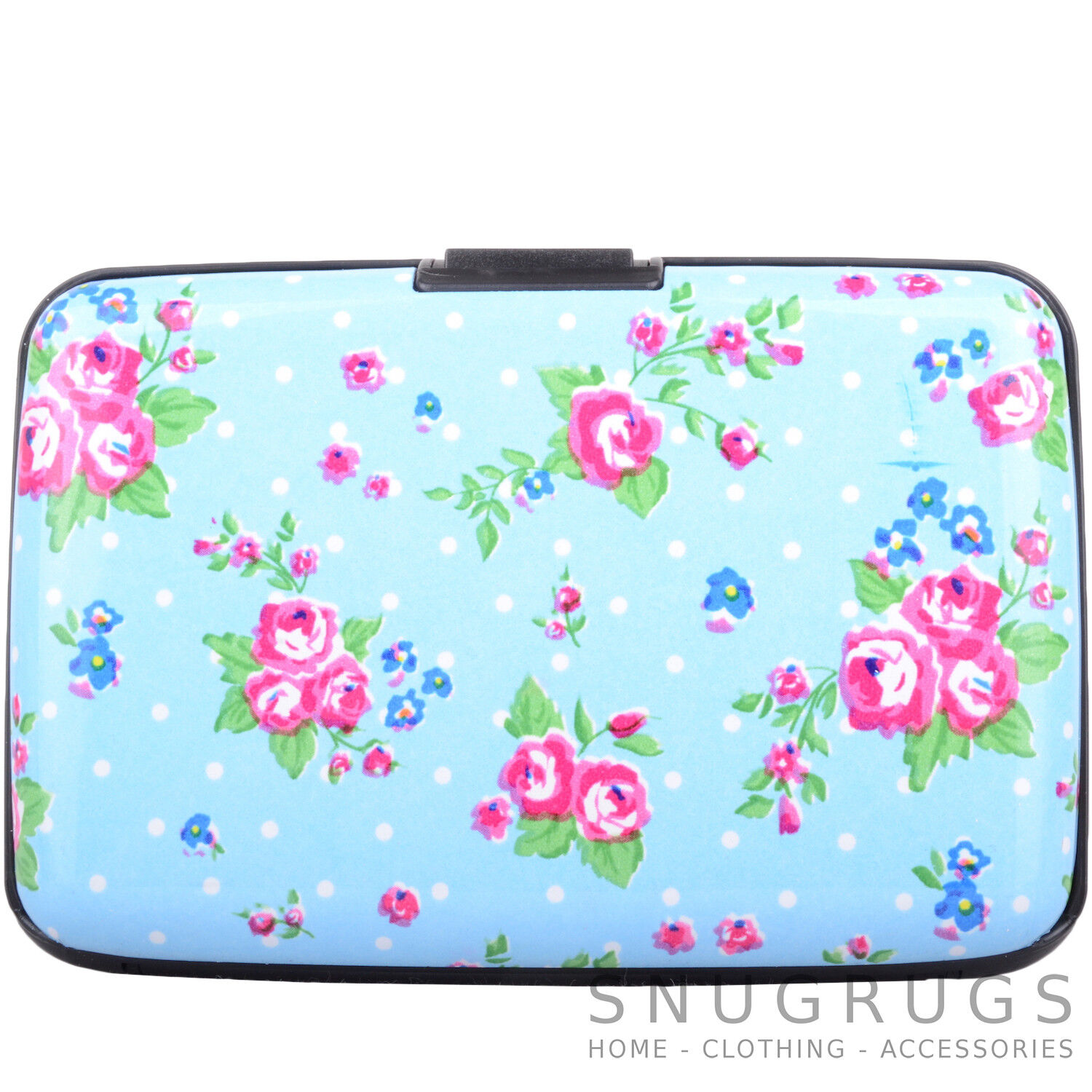 Ladies / Womens / Girls Travel / Credit Card / ID Holder / Pouch