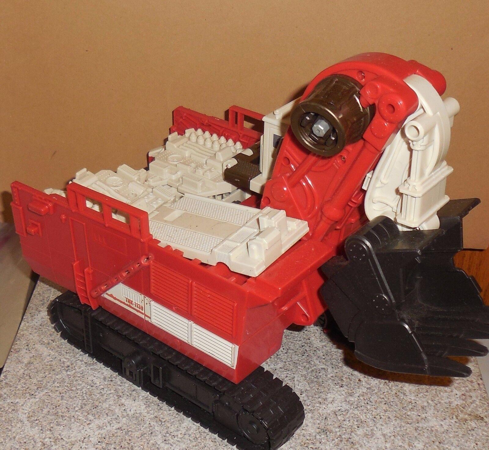 Transformers redf  SCAVENGER Supreme Demolishor Devastator Figure