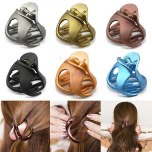 Women-Fashion-Korean-Style-Girls-Hair-Clips-Claw-Barrette-Crab-Clamp-Hairpin-New